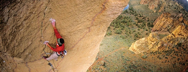Oregon Rock Climbing - See America - Visit USA Travel Guide