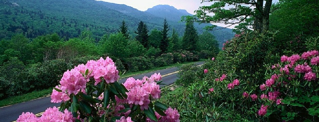 North Carolina - The Blue Ridge Parkway - See America - Visit USA Travel Guide