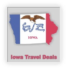 Iowa Travel Deals and US Travel Bargains