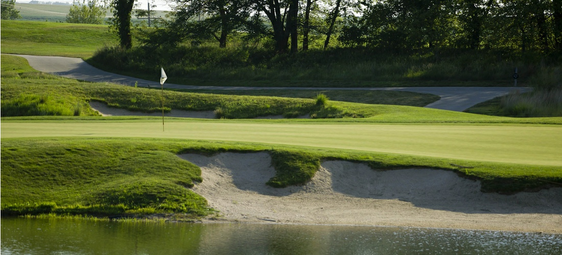 Nebraska golf - at beautiful courses like the Arbor Links course - See America!