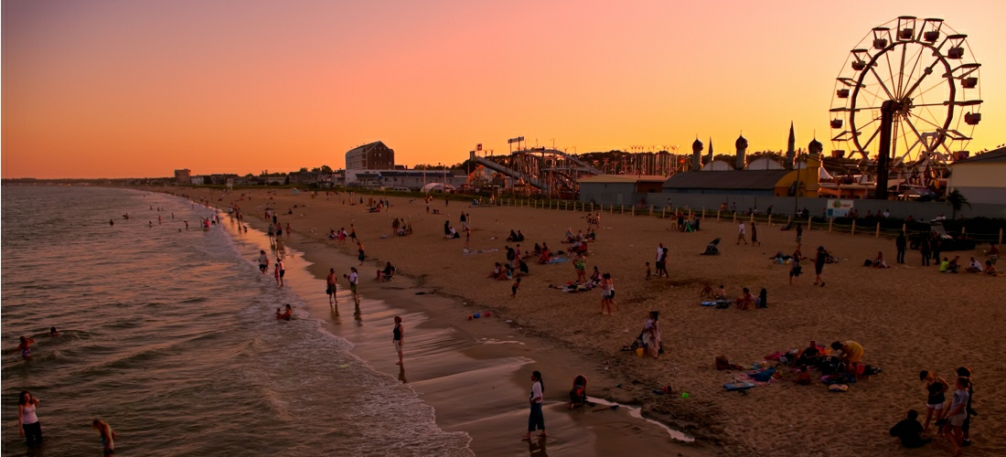 Best Beach Cities South America