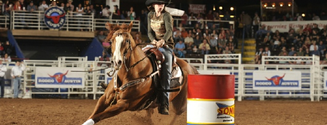 The Austin Texas Rodeo is the 4th largest in the world and a Texas favorite for visitors of all ages.