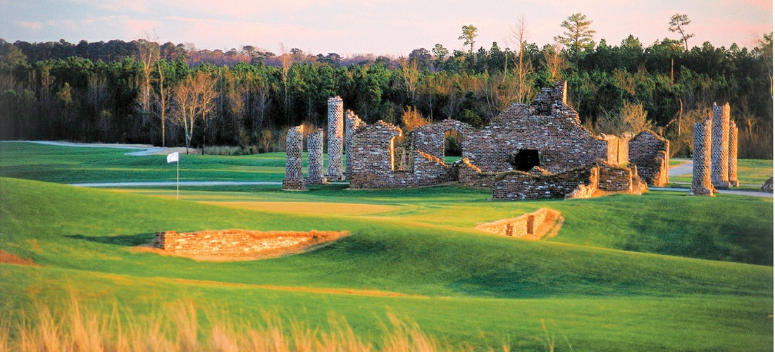 Barefoot Resort and Golf, located in the heart of the Lowcountry of North Myrtle Beach, SC, was built to provide a distinguished golf vacation unlike any other golf.