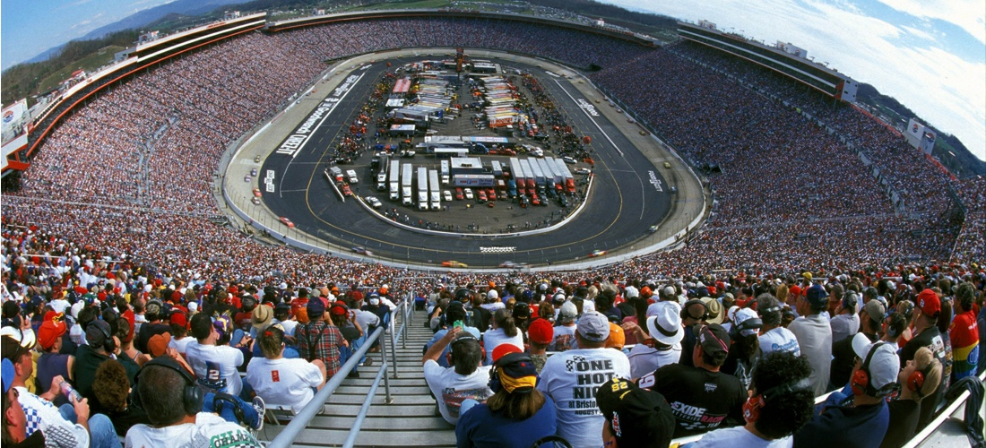 Bristol Motor Speedway, formerly known as Bristol International Raceway and Bristol Raceway is a NASCAR short track venue located in Bristol, Tennessee.