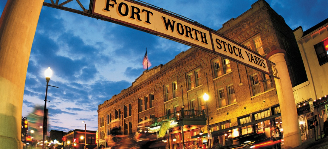 When visiting Fort Worth, make sure to put the historic Stock Yards of Fort Worth on your travel plans.