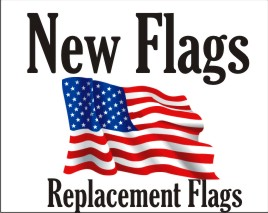 Order your New American Flags and Replacement Flags here