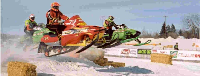 Minnesota's Winter Iron Man Competition - See America - Visit USA Travel Guide