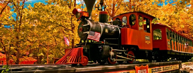Missouri Scenic Railroading - See America - Visit USA Travel Guide