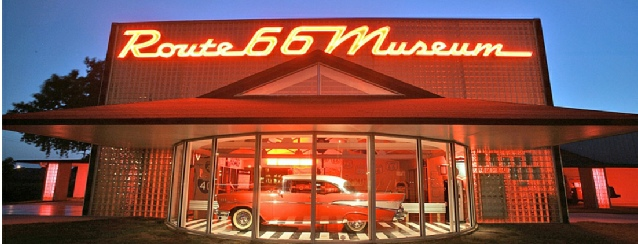 Oklahoma - The Route 66 Museum - See America - Visit USA Travel Guide