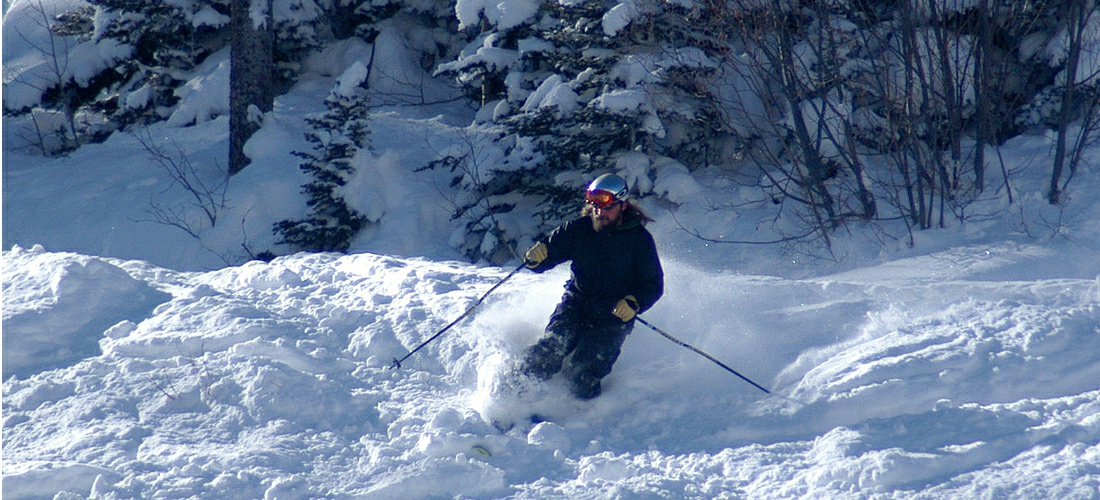 Ski adventures abound at resorts in Taos New Mexico and other mountainous areas of New Mexico.