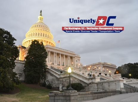 Uniquely DC is Washington DC's Special Events Production and Convention Management Company.