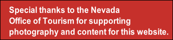 Special thanks to the Nevada