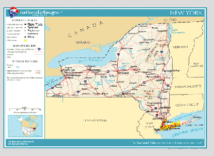 new york map.pdf