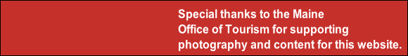 Special thanks to the Maine 