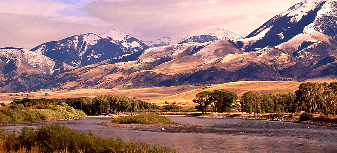 Yellowstone river adventures in Montana - See America.
